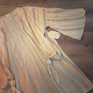 Altar'd State striped cardigan